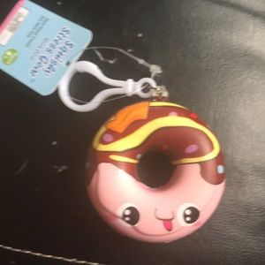 Accessories - New squishy donut clip on